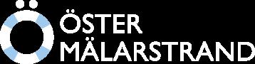 Logotyp Öster Mälarstrand